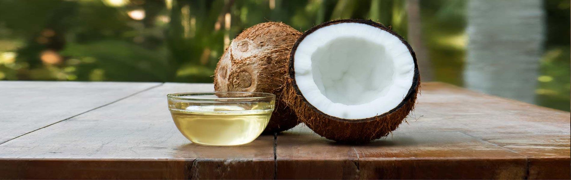 Wholesale Organic Coconut Oil