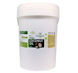 Organic Coconut Products Tub