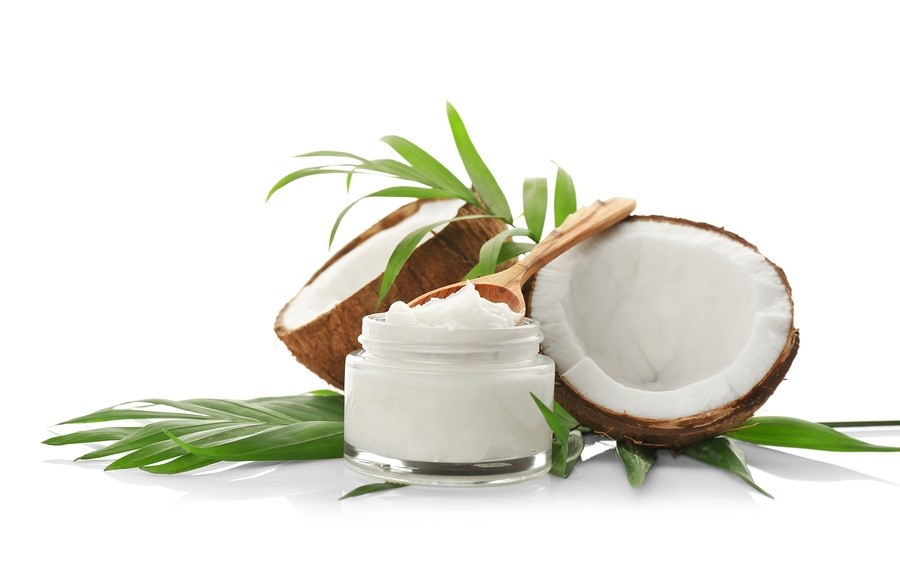 RBD organic coconut oil