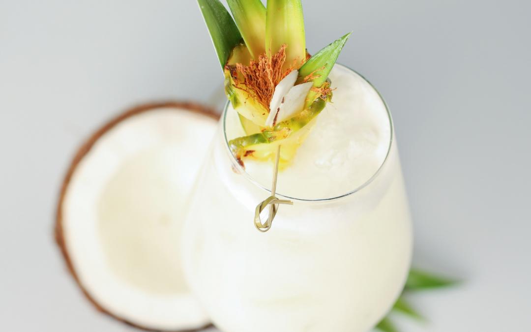 Wholesale Organic Coconut Cream