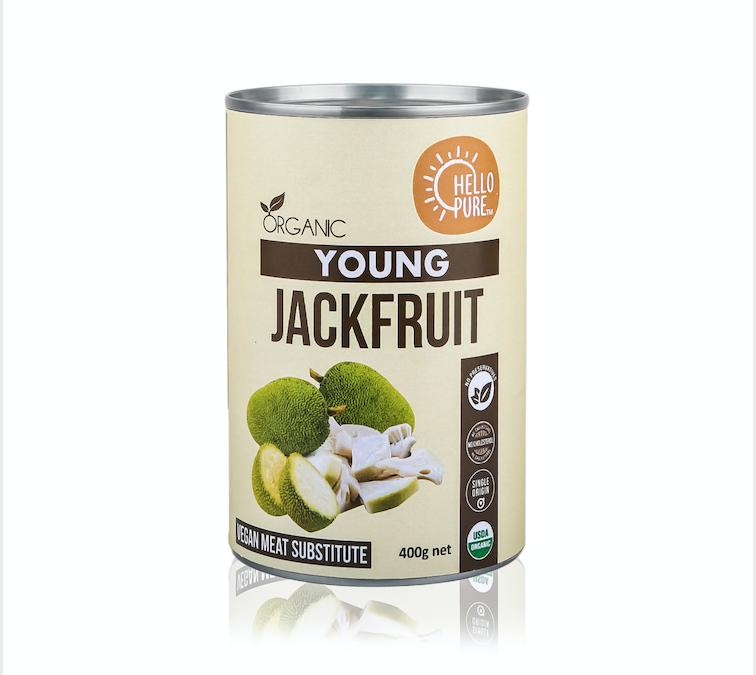 Wholesale Organic Young Jackfruit