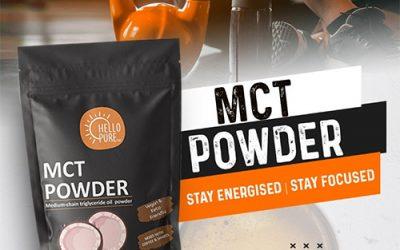 MCT (Medium Chain Triglyceride) Powder